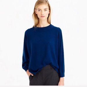 J. Crew dolman sleeve wool sweater